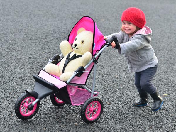 Стихи ребёнок в коляске