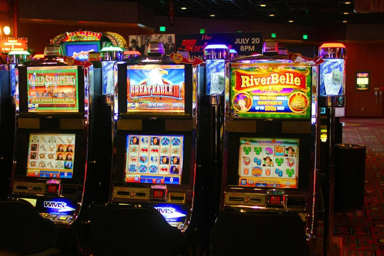 игровые автоматы нарн