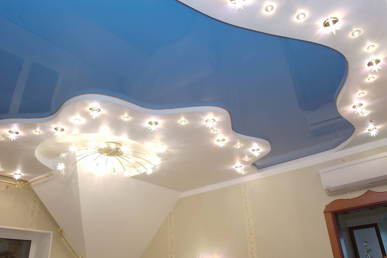 Ремонт потолка своими руками фото
