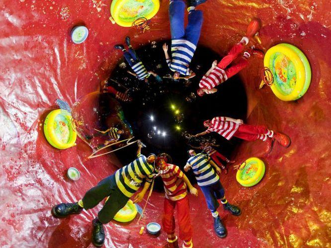 Рижский цирк примет международный цирковой фестиваль