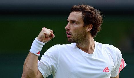 Гулбис проиграл Раоничу в канадском ATP 1/4 четвертьфинале