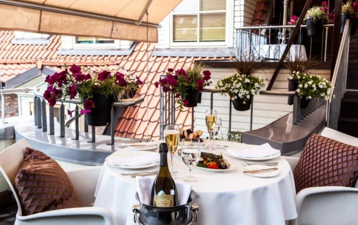 В августе пройдёт неделя ресторанов в Риге. - фотография