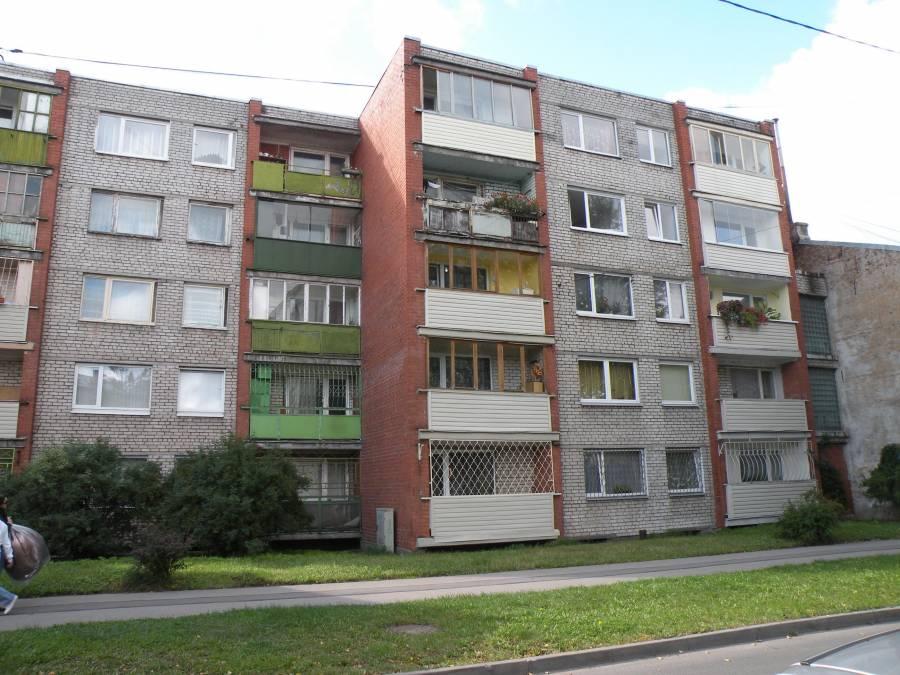Результаты отепления дома на Терезес 8, Рига