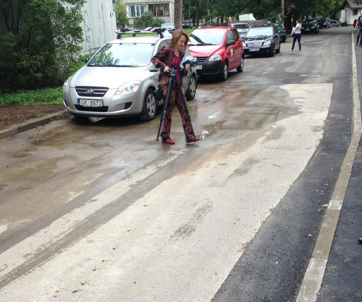 Нил Ушаков сообщил о ходе ремонта дорог в Иманте