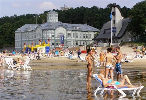 В Латвии будет жаркий август.