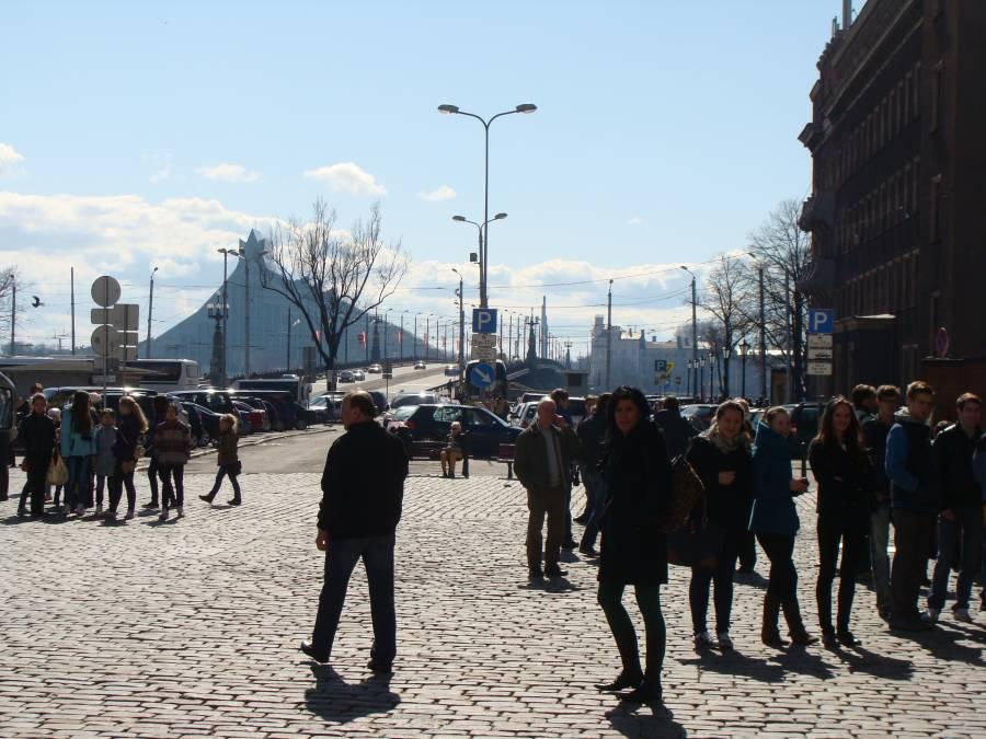 Процветающая Латвия в рейтинге на 47 месте