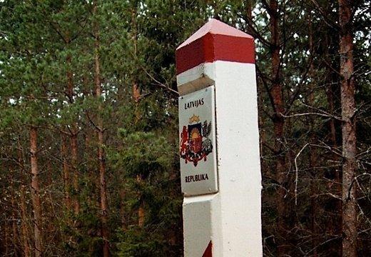 На белорусско-латвийской границе задержаны два кавказских нелегала.