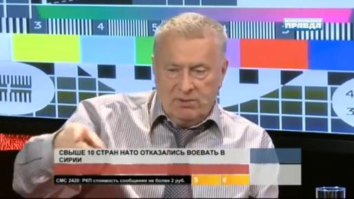 Владимир Жириновский красноречиво отозвался о Латвии + Видео
