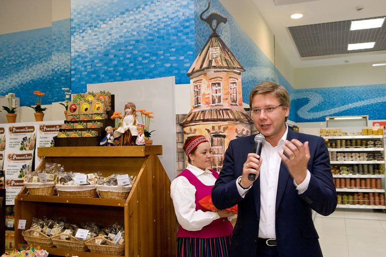 Мэр Риги Нил Ушаков пожертвовал деньги детской больнице, выигранные в суде от TVNET