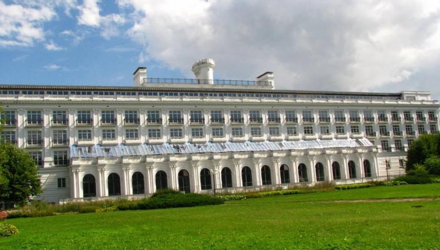 Продажа санатория «Кемери» - фотография