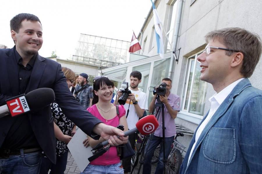 Про наркотики и специальное подразделение в полиции города Рига рассказал рижский мэр Нил Ушаков