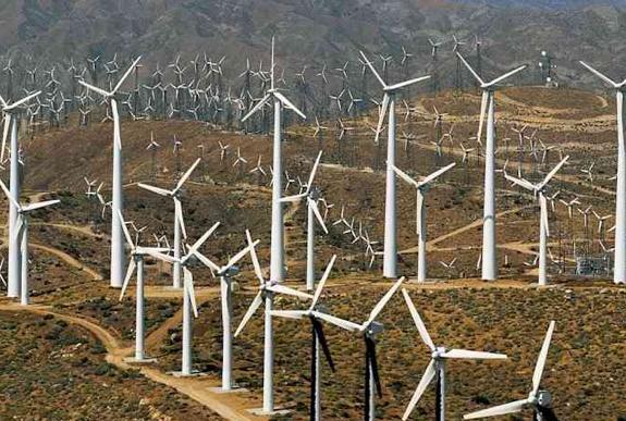 Новый ветровой генератор от рижского РТУ
