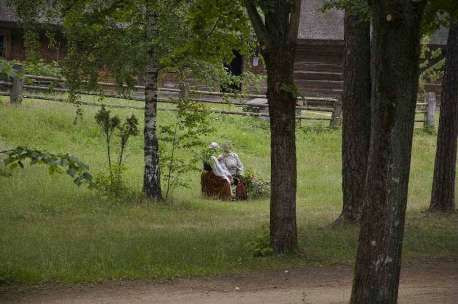 В начале сентября в Латвии будет ещё тепло