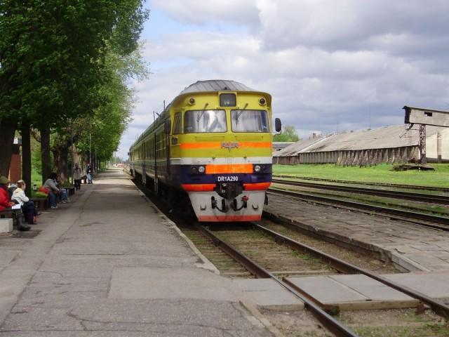 Льготы на проезд в электричках в пределах Риги