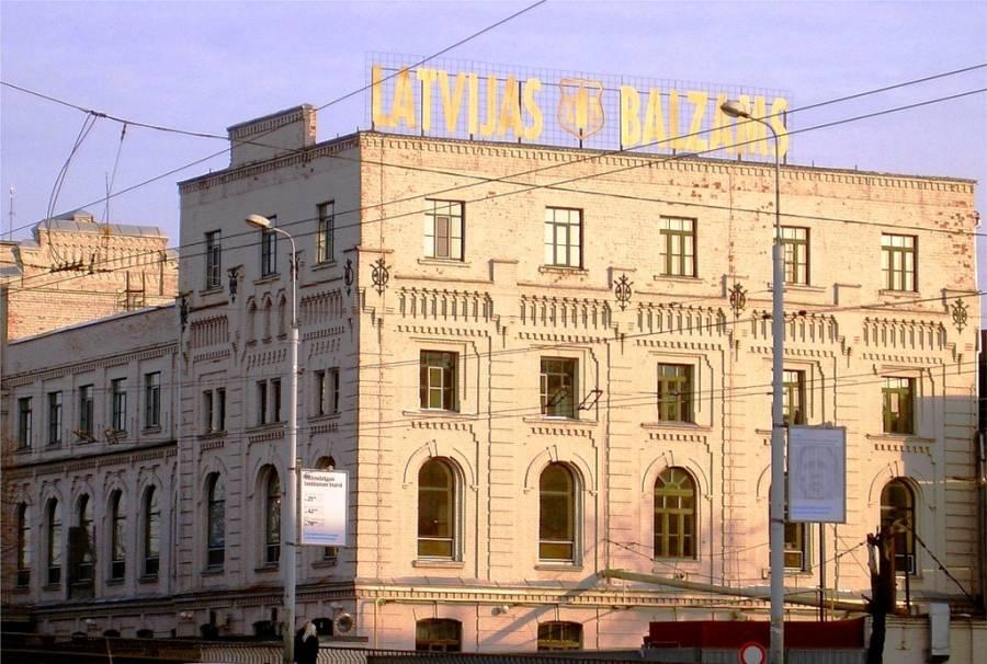 Latvijas Balzams увеличил прибыль