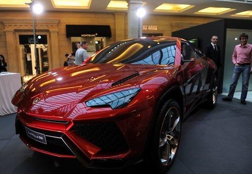 Новая модель автомобиля от ком...