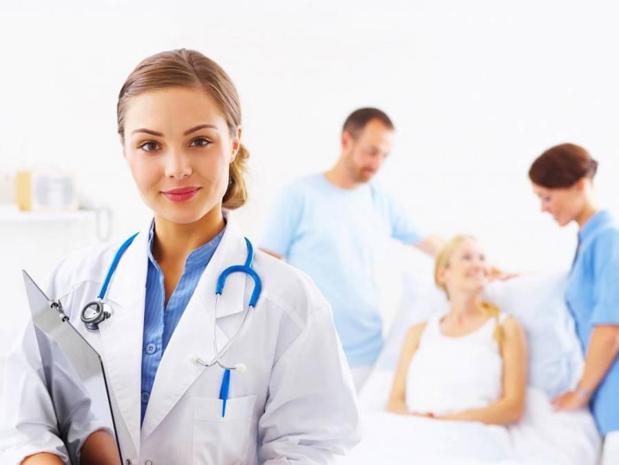 Нехватка медиков в Латвии