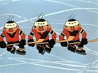 Экспериментальная сборная Латвии по хоккею уже успела оступиться