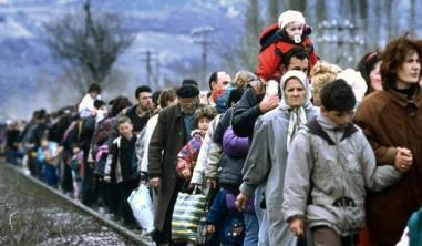 Готовы ли жители Латвии покинуть страну в случае военной угрозы