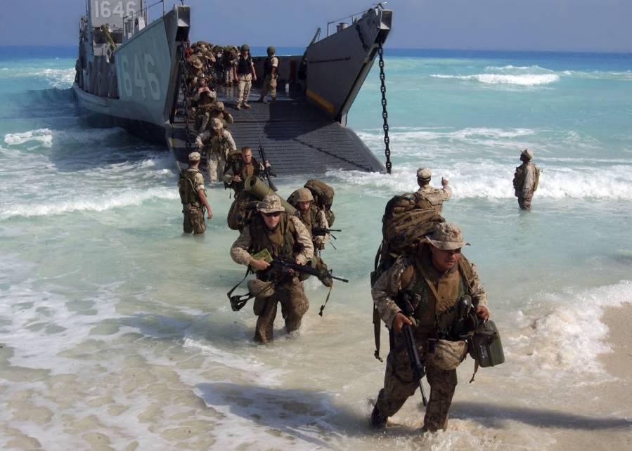 Более 500 военных США передислоцируются в Польшу и страны Балтии