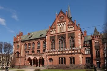 В Латвийской художественной академии пройдет «Дворовый праздник»