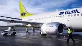 airBaltic планирует достичь годовой прибыли в 5 миллионов евро