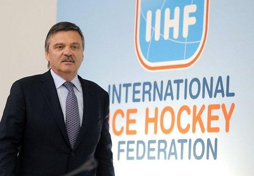 Латвия не будет принимать ЧМ-2018 года по хоккею