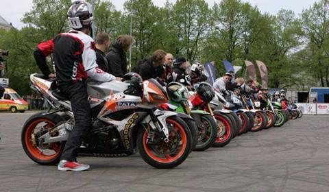 В Риге пройдёт знаменитое шоу «Ghetto Streetbike Freestyle»