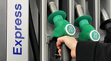 Латвия теперь пользуется финским бензином