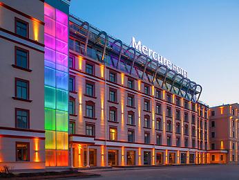 Украинский бизнесмен открыл в Латвии отель с мировым именем