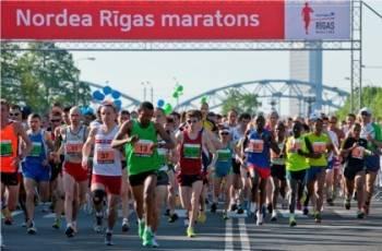 Участников марафона в Риге призвали серьезно оценить свои силы