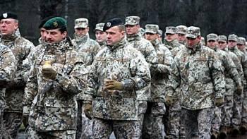 Латвии необходимо увеличить расходы на содержание армии