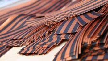 На День Победы в Риге не будут раздавать георгиевские ленточки