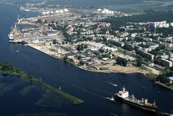 Рижский порт будет проверен государственным контроллером