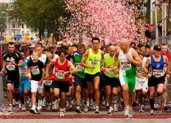 24 - й Рижский марафон