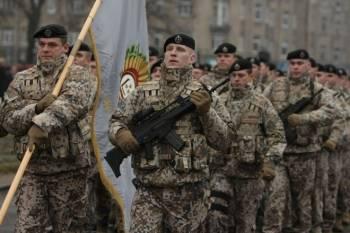 Латвия планирует представлять свою военную продукцию на мировом рынке