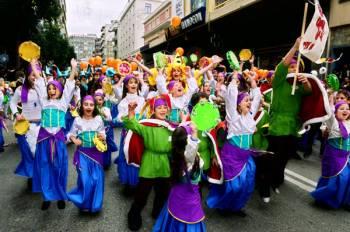 1 июня в Риге состоится «Детский Европейский карнавал»