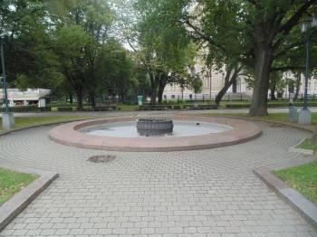 В самом центре Риги установили горячие источники