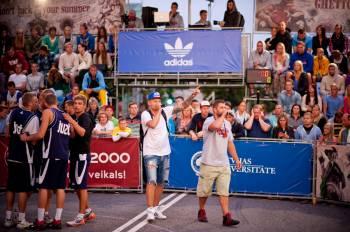 В Вентспилсе третий раз пройдёт международный фестиваль уличной культуры и спорта Ghetto Games