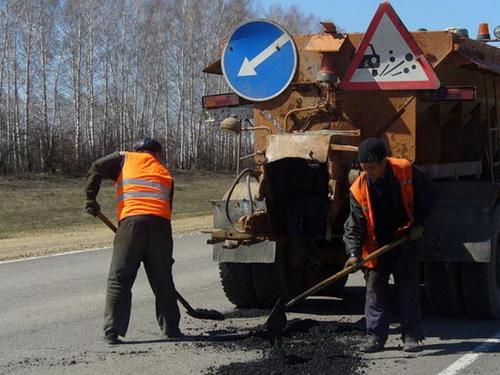 В следующем году будет отремонтировано более 1000 км дорог