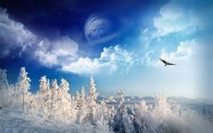 Зима в Латвии начнётся уже на следующей неделе