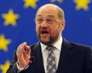 Шульцу понравились амбициозные цели Латвии во время её председательства в ЕС