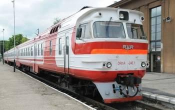 Изменилось расписание поездов Рига-Даугавпилс