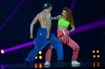 Грандиозное шоу «Танцы на ТНТ» в Риге произвело настоящий фурор