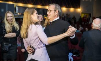 Президент Эстонии обручился со своей подругой — чиновницей из Минобороны Латвии