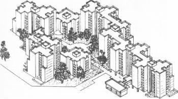 Конфигурация и этажность дома