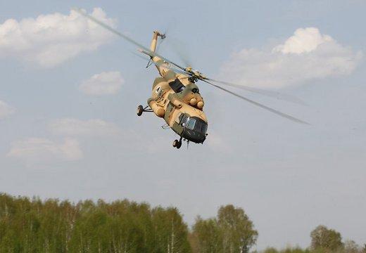 Больного переправили на вертолете