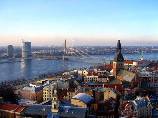 План развития города Рига до 2030 года