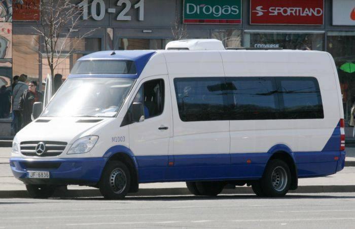Конфликт мэрии и ООО «Rīgas mikroautobusu satiksme»
