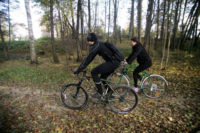 «Зеленая велодорожка» протестирована Америксом